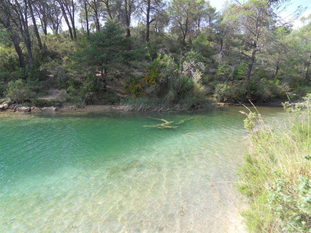 Residence vacances avec piscine proche des gorges du for Camping lac de sainte croix avec piscine