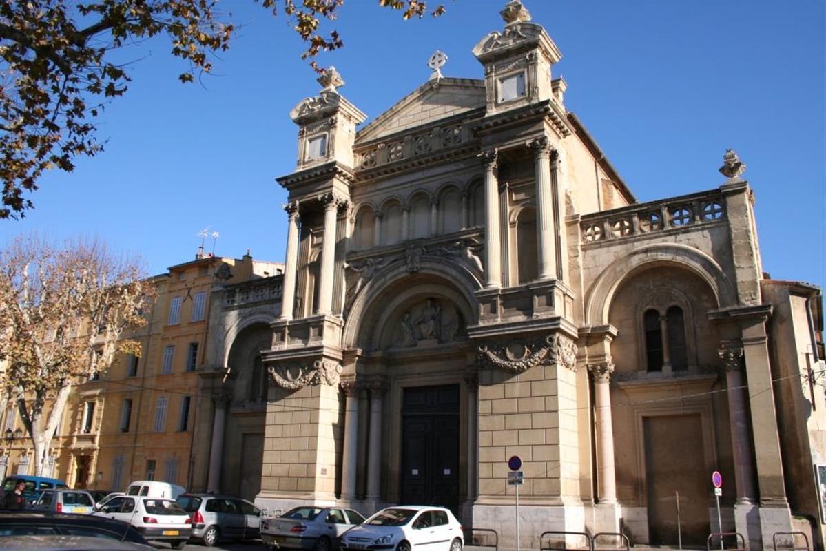 Aix en provence dans les bouches du rhone tourisme - Distance salon de provence aix en provence ...
