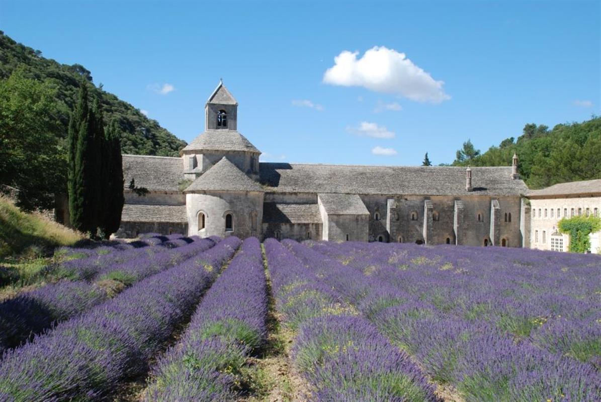 L 39 abbaye de s nanques gordes en provence tourisme - Cinema salon de provence les arcades ...