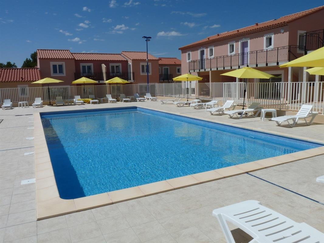 Residence vacances avec piscine location appartement for Residence avec piscine marseille