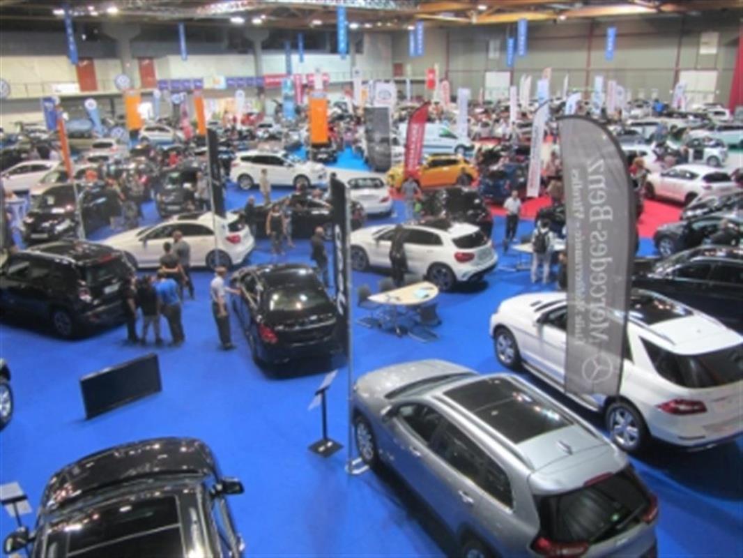 Salon de l 39 auto neuf et occasion 31 e dition martigues for Salon auto marseille